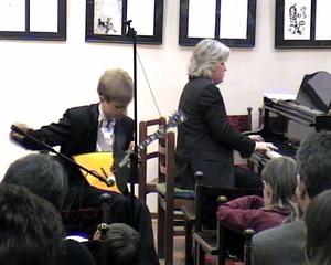 Антон Жуков и Александр Марчаковский